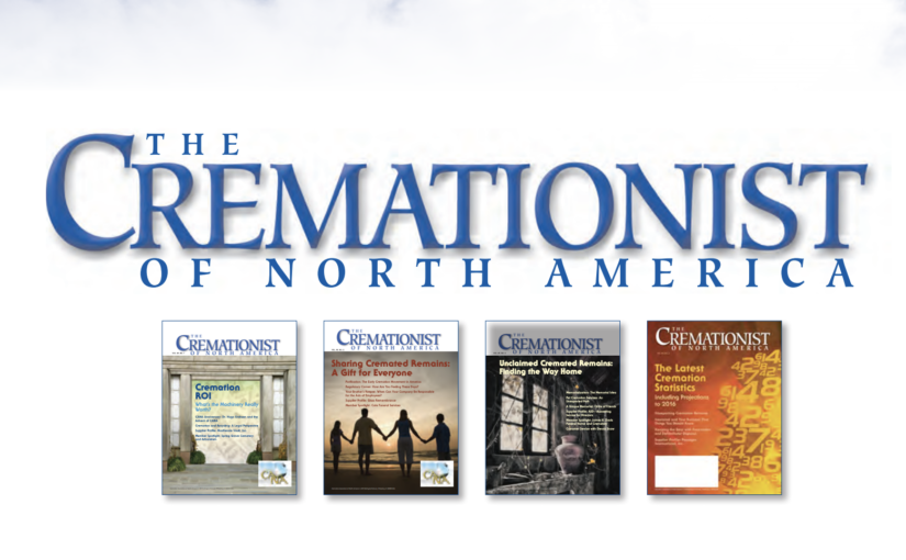 Featured In – The Cremationist of North America